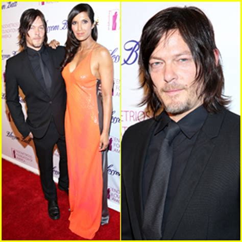 does norman reedus have a girlfriend does norman reedus have a girlfriend norman reedus