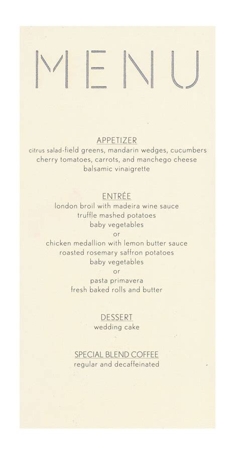 writing room menu 25 best ideas about menu cards on wedding menu cards wedding stationary and rustic