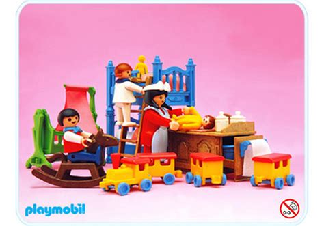 playmobil chambre enfant chambre d enfants 5311 a playmobil 174