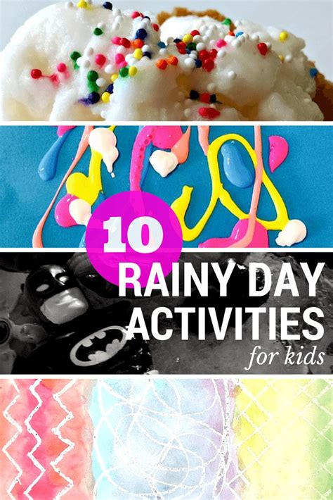 rainy day crafts activities for 10 rainy day activities for