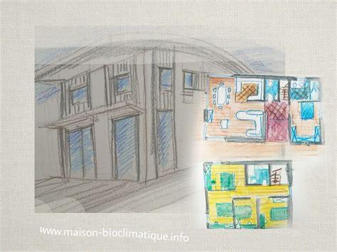 Plan Maison 5 Chambres Avec Etage by Plan Maison 5 Chambres Avec Etage 2 Maison Bioclimatique