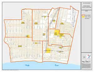 Santa monica information systems map catalog