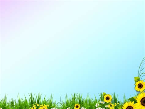 Free Beautiful Spring Template Backgrounds For Powerpoint Nature Throughout Beautiful Beautiful Templates