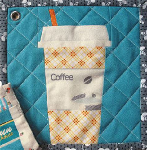 falling  love   coffee shop mug rug allfreesewingcom