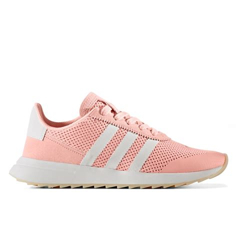 S Flashback Light Pink Sneaker Burgundy