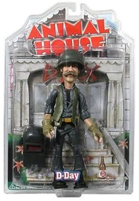 d day animal house mezco toys animal house d day figure