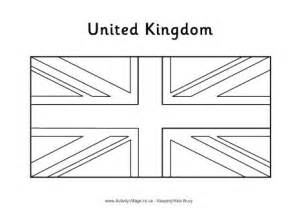 United Kingdom Flag Coloring Page united kingdom flag coloring page