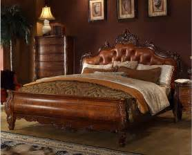 bed soft aliexpress buy classic bedroom furniture leather