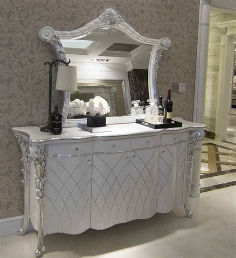 187 Silver Dining Room In Italian Styletop And Best Italian Silver Buffet Table