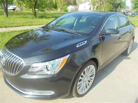 2014 buick lacrosse touring for sale by owner in westland