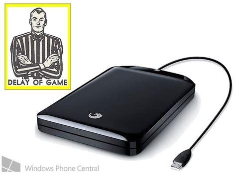 xbox  external hard drive support wont  ready