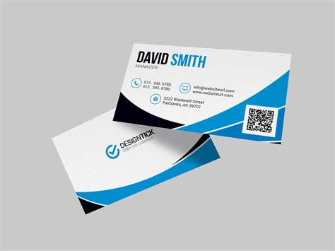 modern business cards templates modern business card template 123 graphic