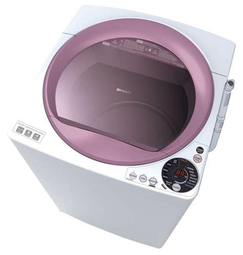 Mesin Cuci Sharp Es F800h 8kg mesin cuci sharp tercanggih dan terbaik megamouth series