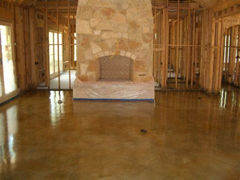 Poured Concrete Floors by Concrete Flooring The Information You Need To