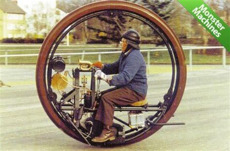 Sachs Einrad Motorrad by машины монстры моноцикл эдисона путона созданный более