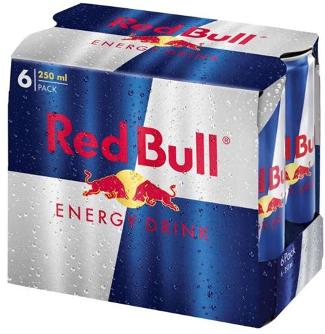 energy drink 4 pack price bull energy drink pack of 6 cans 6 x 250ml price