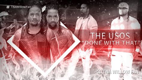 theme song usos wwe the usos new heel theme song quot done with that quot 2016 ᴴᴰ