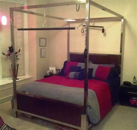 bdsm bed 17 best images about bdsm bed diy on pinterest cas old