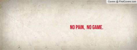 pain  game facebook quote cover