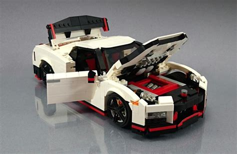lego nissan lego nissan gt r nismo is the s day gift