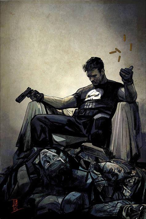 Marvel Punisher The Punisher Returns To The Marvel U In 2016 Gamer