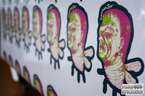 Cutting Sticker Custom Order By Big Bee Custom Stickers Die Cut Stickers Custom Sticker Printer