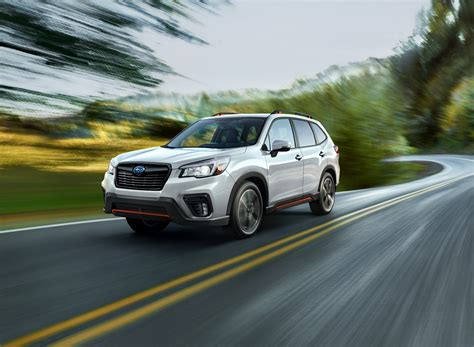 The 2019 Subaru Forester by 2019 Subaru Forester Debuts In New York Looks Familiar