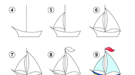 how to draw a speedboat easy how to draw a boat step by step easy to draw boats step by