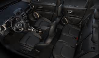 2016 jeep renegade interior features