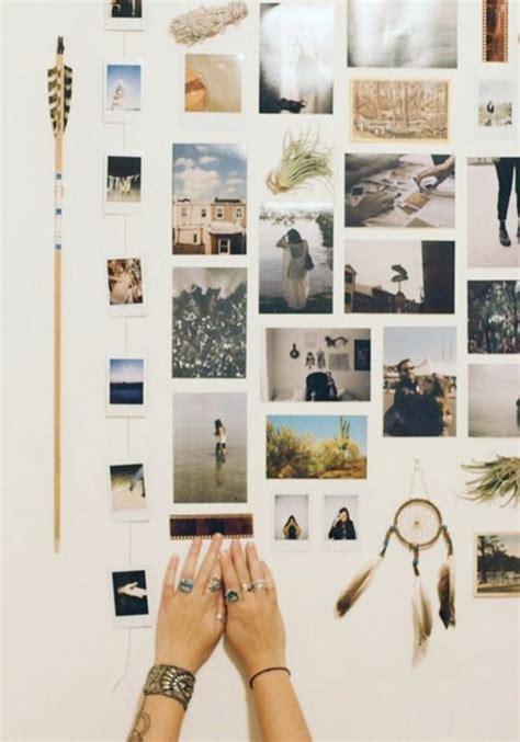 imagenes hang up fotowand selber machen ideen f 252 r eine kreative wandgestaltung