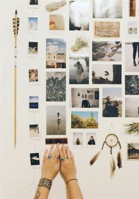 room picture hanging ideas fotowand selber machen ideen f 252 r eine kreative wandgestaltung