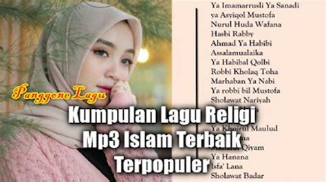 koleksi mp religi islami  lagu lagu ramadhan