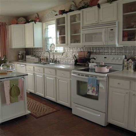 white tin backsplash white kitchen tin backsplash dreaming of a new kitchen pinter