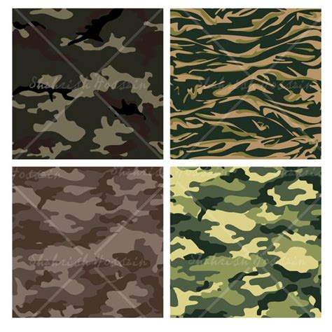 camo pattern adobe illustrator camouflage repeating patterns illustrator stuff