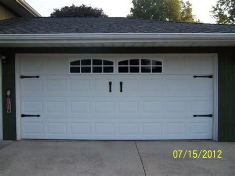Garage Door Window Kit Coach House Accents Simulated Garage Door Window 2