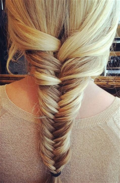 history of fishtail braid hair fishtail braid hairstyles weekly