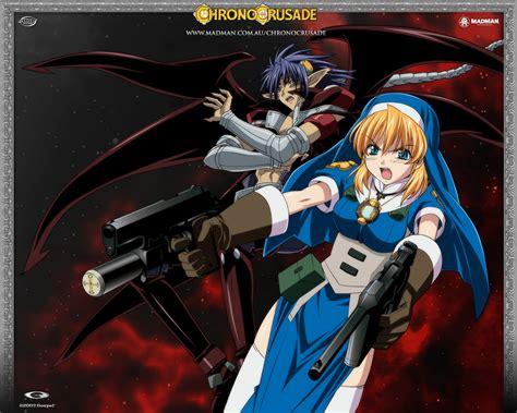 chrono crusade anime for you σεπτεμβρίου 2014