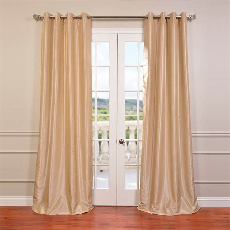 half priced drapes com half price drapes silver grommet blackout vintage textured