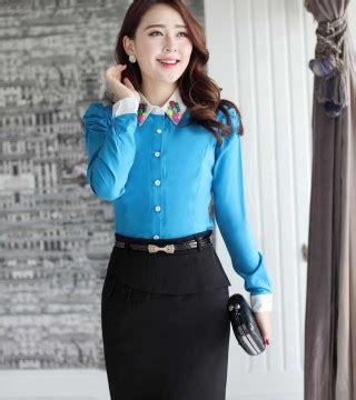 Atasan Wanita 88 Celana Ala Biru Bahan Camry All Size 27 33 Pingga baju kemeja wanita terkini model terbaru jual murah