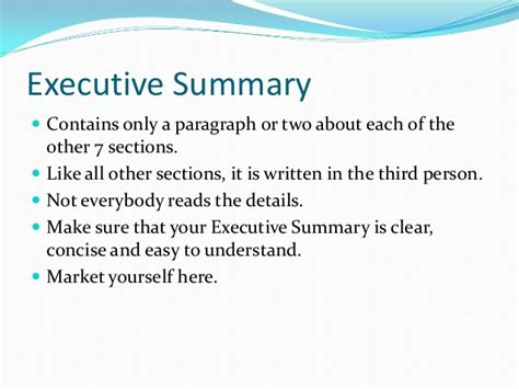 pics for gt executive summary template powerpoint