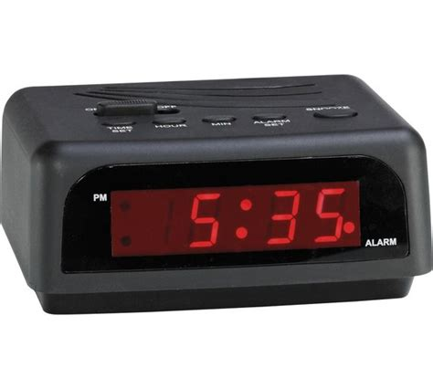 Digital Alarm Clock a brief history of alarm clock and time keepers electric