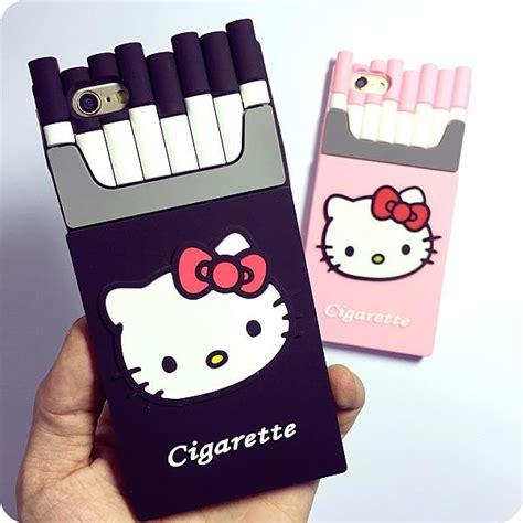 Iphone 5 5s Silicone 3d Hello Kode Df2220 1 hello 3d cigaret silicone kills