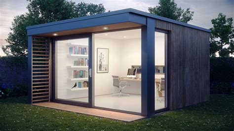 Garden Home Office Design Cool Garden Office Designs On A Budget Contemporary On