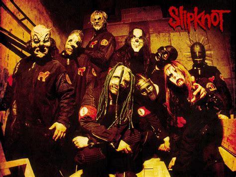 Slipknot Band Musik slipknot nu metal band horrorpedia