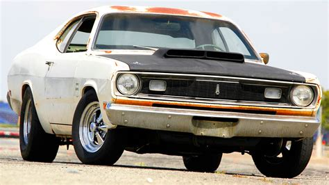 rescue plymouth farm find rescue plymouth duster big block