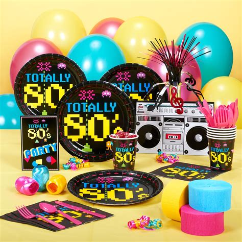 80s Theme Decorations by Totally 80 S Special Events Supply Store In Ak