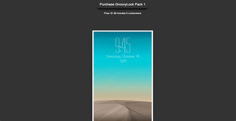how to download groovylock themes junesiphone