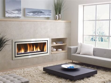 modern gas fireplace regency horizon hz54e modern gas fireplace living room