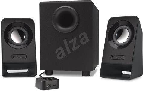 Speaker Z213 logitech multimedia speakers z213 black speakers alzashop