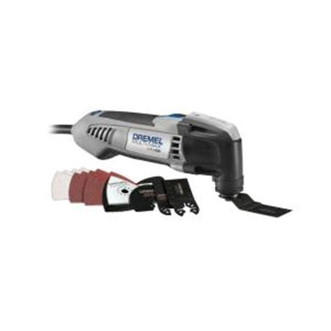 dremel 2 5 multi max oscillating tool kit mm30 02h